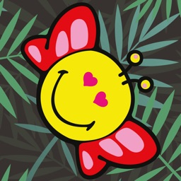 Smiley Butterfly Pack