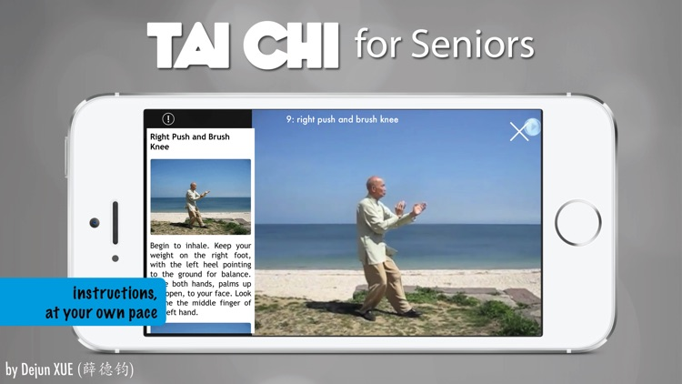Tai Chi for Seniors Pro screenshot-4