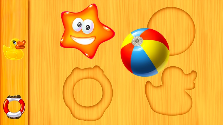 Amazing Shapes Puzzle for Kids screenshot-6