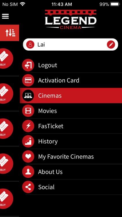 Legend-Cinema screenshot-4