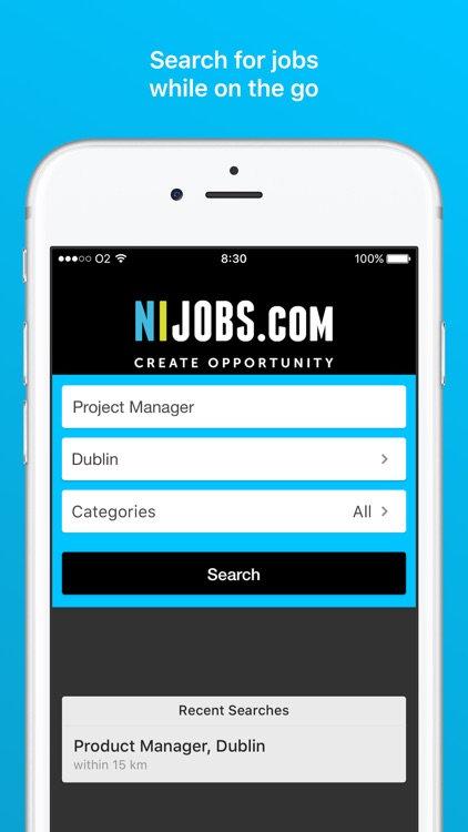 NIJobs.com - Job Search App screenshot-0