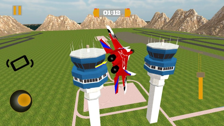 Stunt Plane Simulator 2018 screenshot-1
