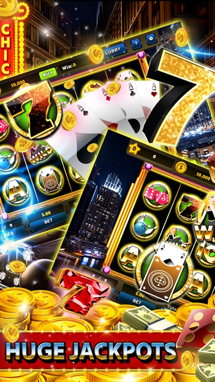Tycoon Casino Machines