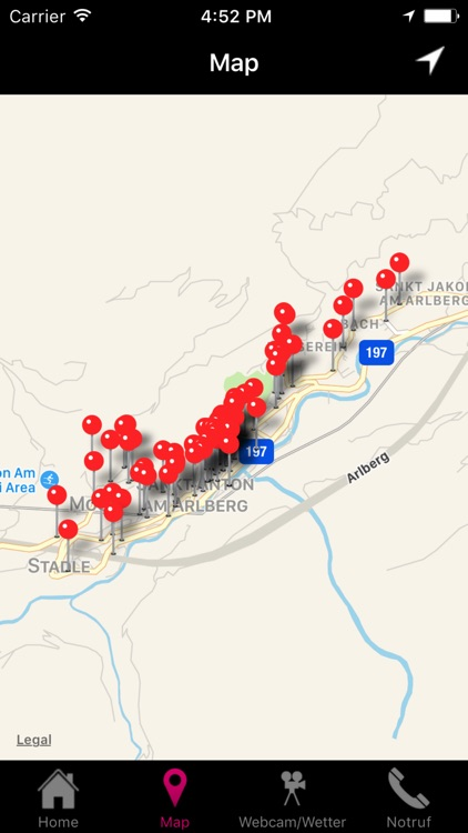 Apres Ski St. Anton - local and restaurant guide screenshot-3