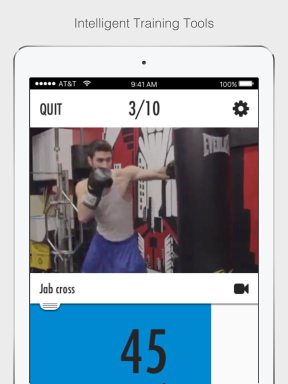 MMA - Mixed Martial Arts Training screenshot