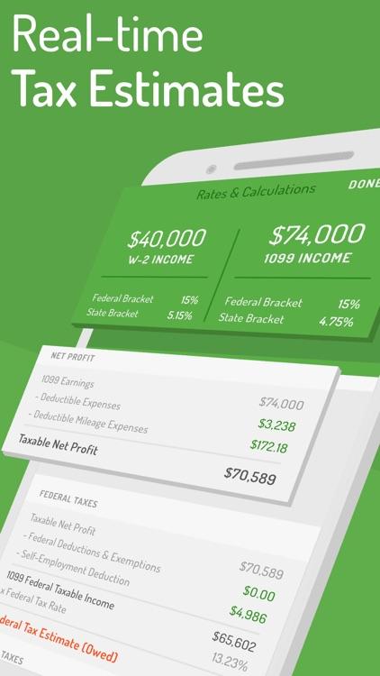 Hurdlr Expense Mileage Tracker screenshot-4