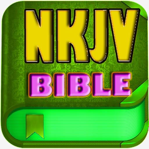 NKJV Bible.
