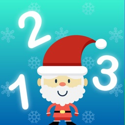 Learn To Count Numbers - X'mas