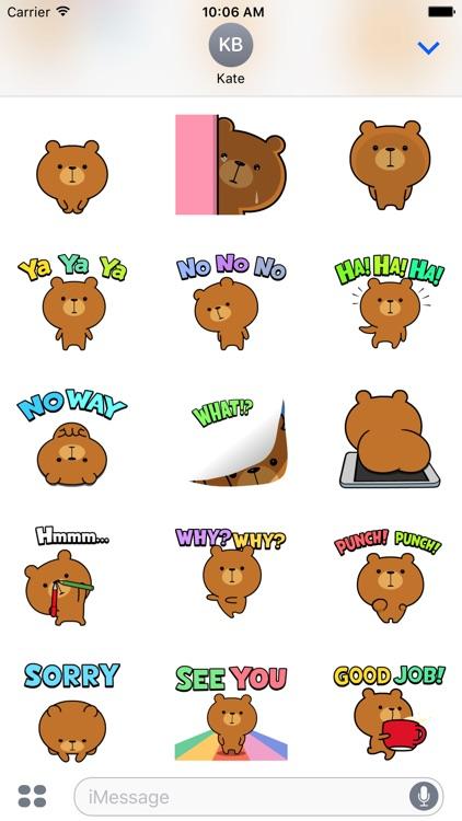 Kaido the puny bear