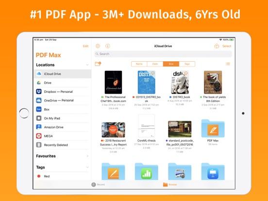 Screenshot #4 pour PDF Max Pro - #1 PDF app!