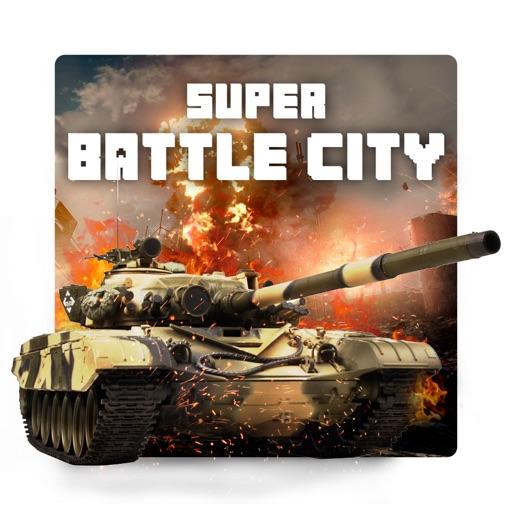 Tank Classic:Super Battle City