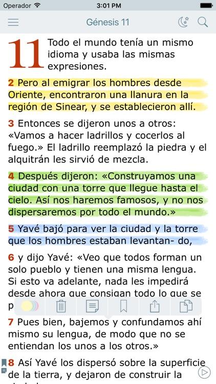La Biblia Latinoamericana