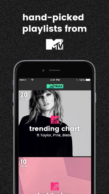 MTV Trax – New music every day screenshot-0