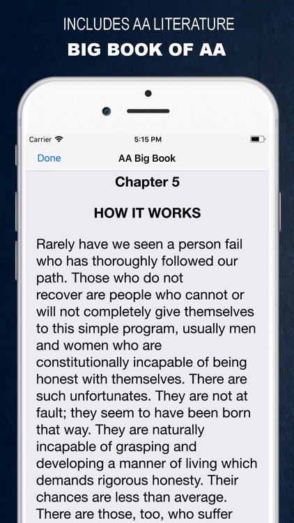 12 Steps Alcoholics Anonymous screenshot-3