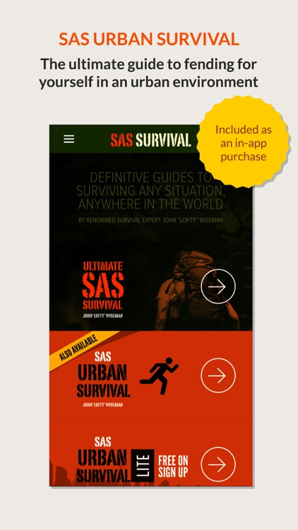 SAS Survival Guide - Lite screenshot-4
