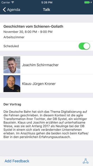 Tools4AgileTeams 2017 screenshot