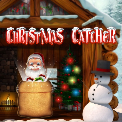 Xmas Catcher Santa Clause