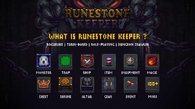 Runestone Keeper Final