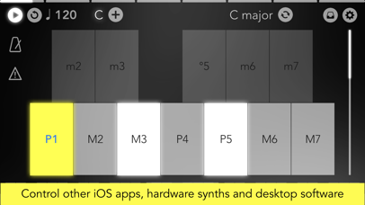 Navichord • chord sequencer - by Denis Kutuzov - Music & Audio Category -  213 Reviews - AppGrooves: Get More Out of Life with iPhone & Android Apps
