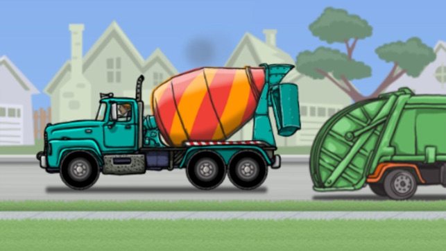 cement truck on the app store