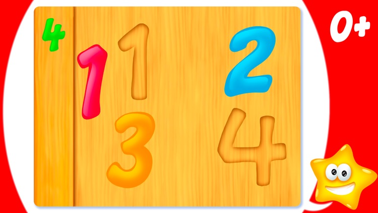Amazing Shapes Puzzle for Kids