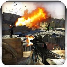 City Frontline War Commandos