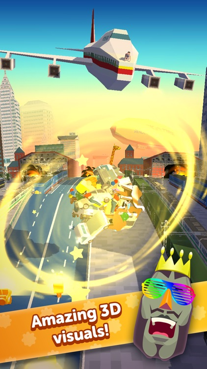 AMAZING KATAMARI DAMACY screenshot-4