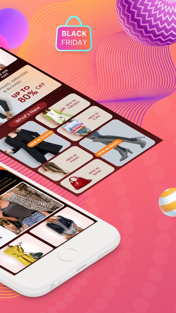 Floryday - De moda Shopping Screenshot