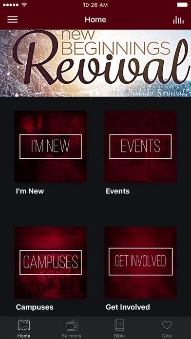 Reid Temple screenshot 1