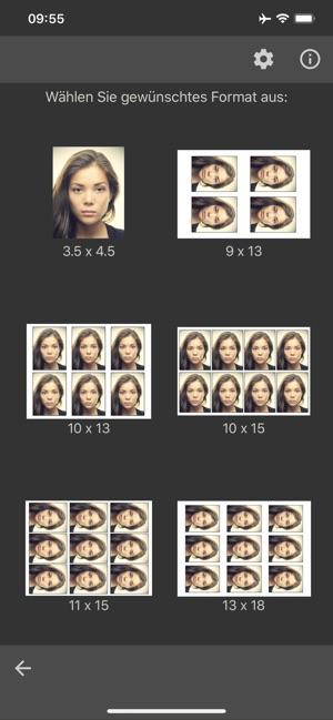Passfoto Passbild Im App Store