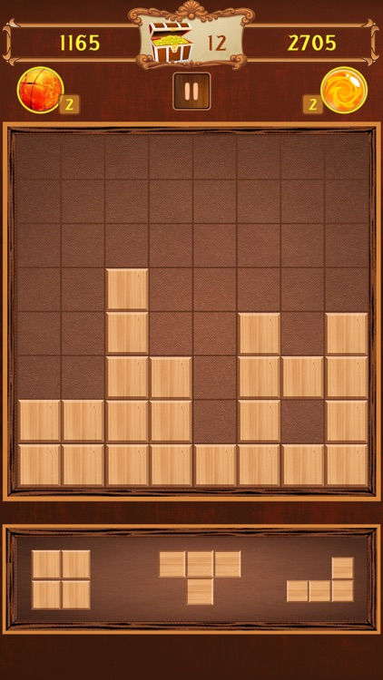 Block Puzzle Wooden Dash