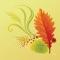 Autumn Leaves Emojis