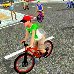 Kids Cycling Adventure 3D