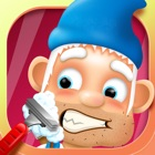 Shaving Crazy Gnomes – A Messy Hairy Shave Makeover ! icon