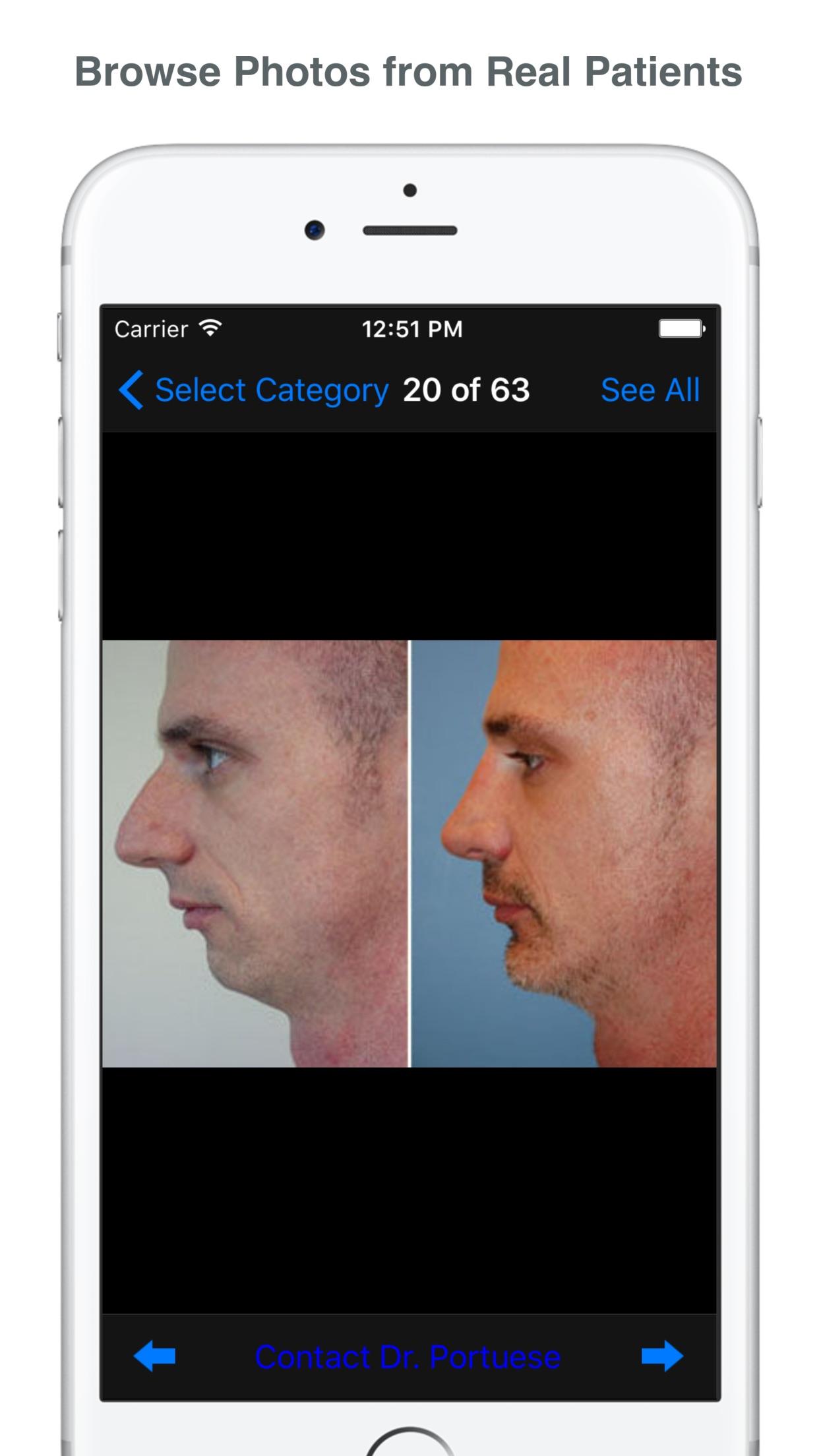 Plastic Surgery & Rhinoplasty Screenshot