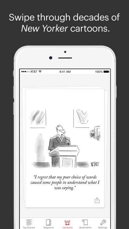 The New Yorker Today screenshot-3