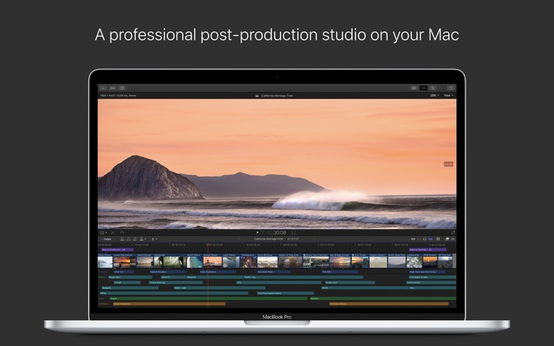 final cut pro tnt high sierra