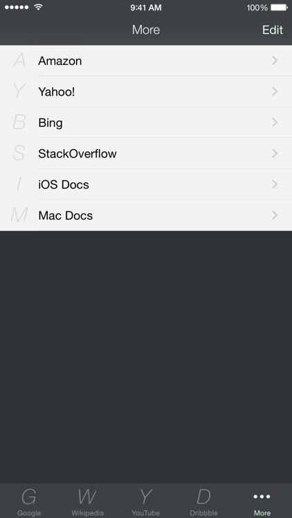 Searcher+ (for iPhone & iPad) screenshot-4