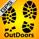 Outdoors GB - Offline OS Maps icon