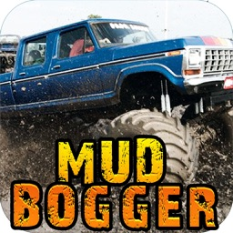 Mud Bogger Monster Truck Race