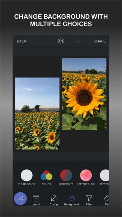 LayoutPic - Photo grid screenshot 6
