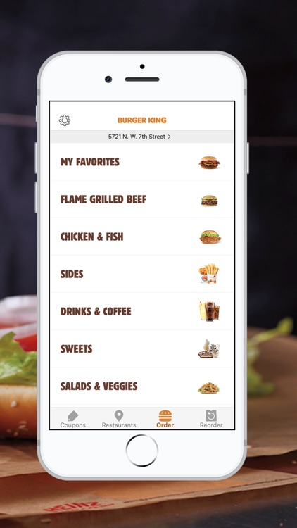 BURGER KING® App screenshot-2
