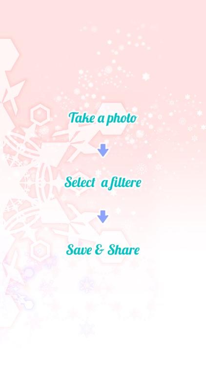 Snowflake -Simple Camera App- screenshot-3