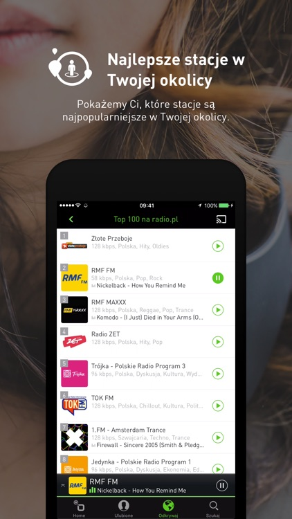 radio.pl - Radio internetowe screenshot-3