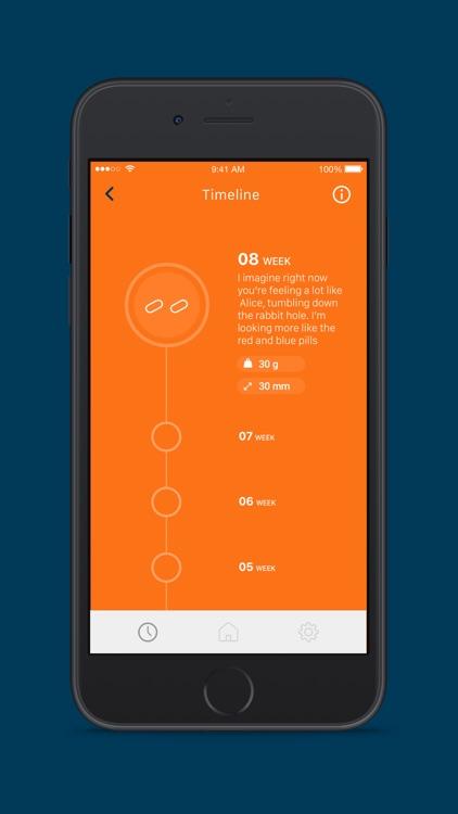 HiDaddy - Pregnancy Tracker screenshot-3