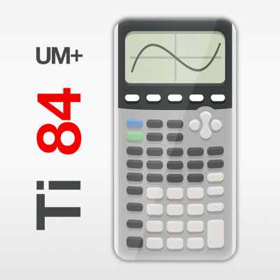 TI 84 Graphing Calculator UM+ Applications