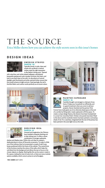 25 Beautiful Homes Magazine NA