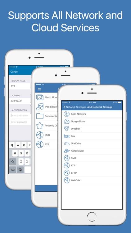 File Manager - Network Explorer screenshot-3