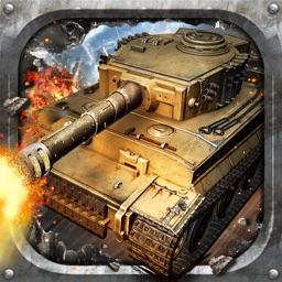 陆战之王 - 全球同服的现代坦克战争手游