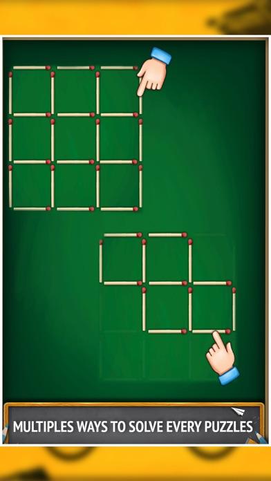 MatchSticks - Matches Puzzles screenshot